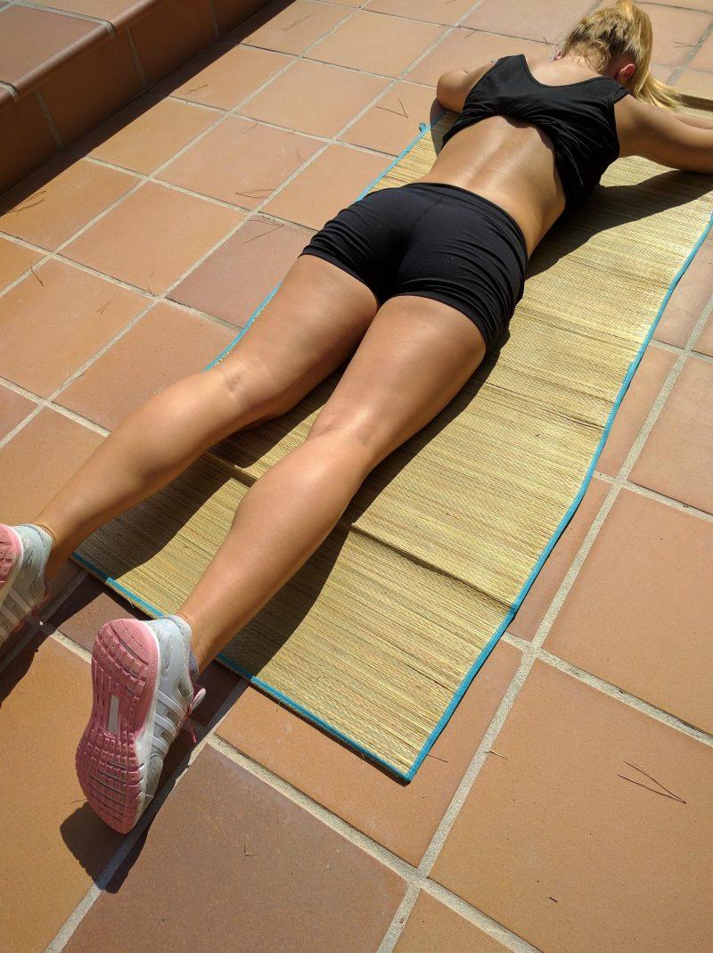 ejercicios kegel boca abajo