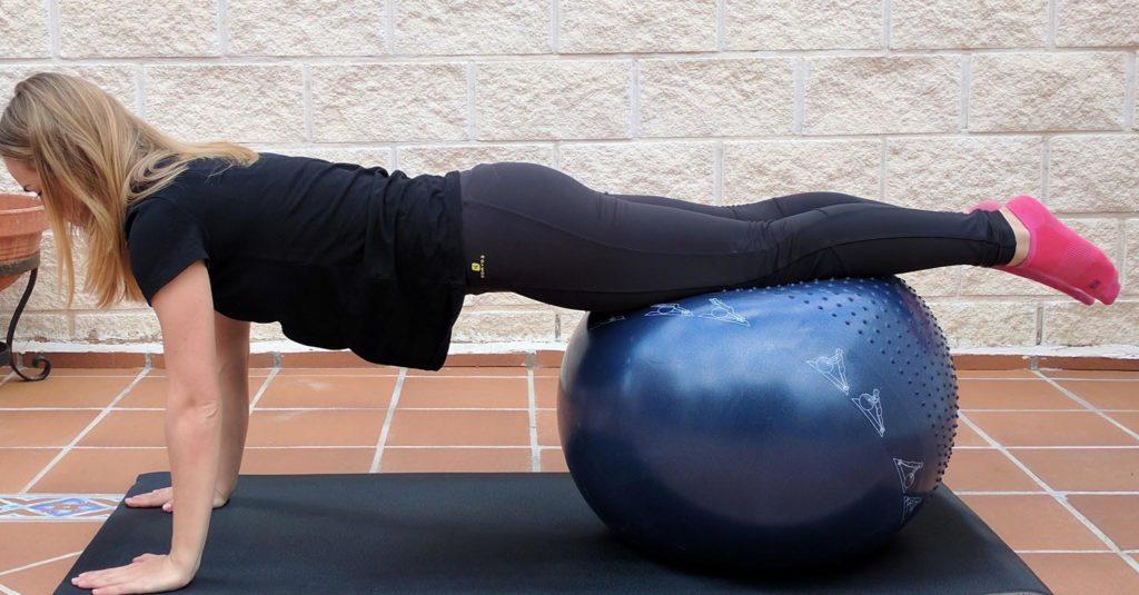 Ejercicios fortalecer musculatura
