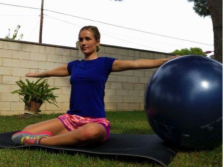 ejercicios de pilates postura sirena