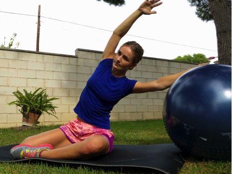 ejercicios de pilates forma de sirena