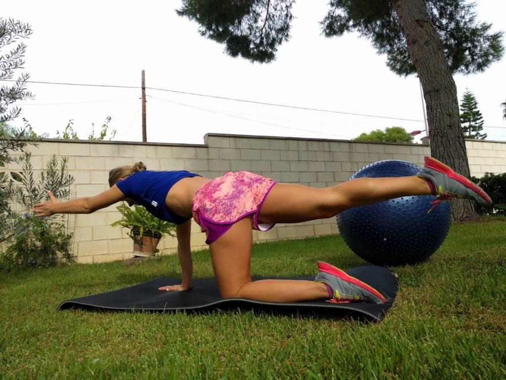 ejercicios core embarazo
