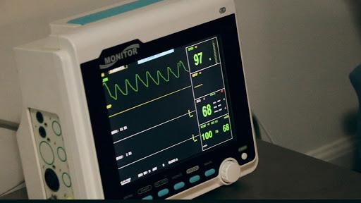 pantalla frecuencia cardiaca