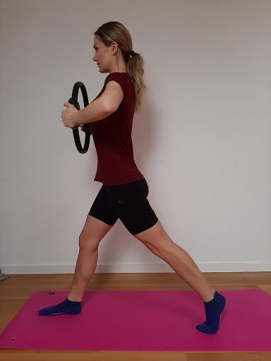 zancadas pilates