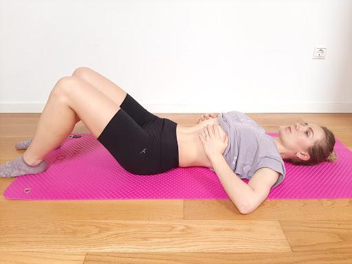 contracciones transverso abdominal