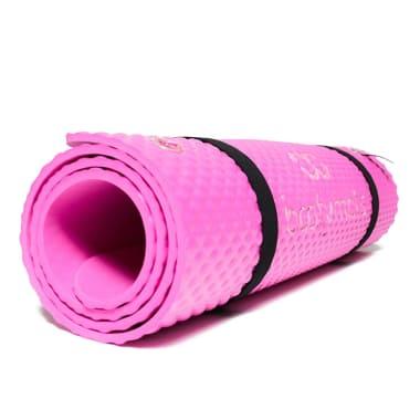colchoneta fitness multifuncion rosa