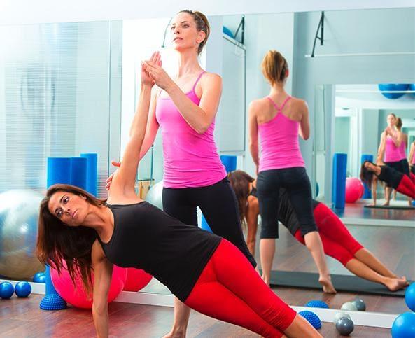 Pilates en valencia para mujeres