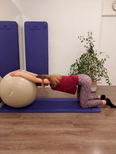 ejercicio pelvis elevada